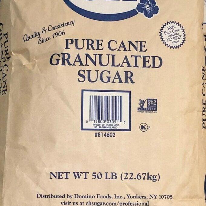 C&H sugar 50lb 2